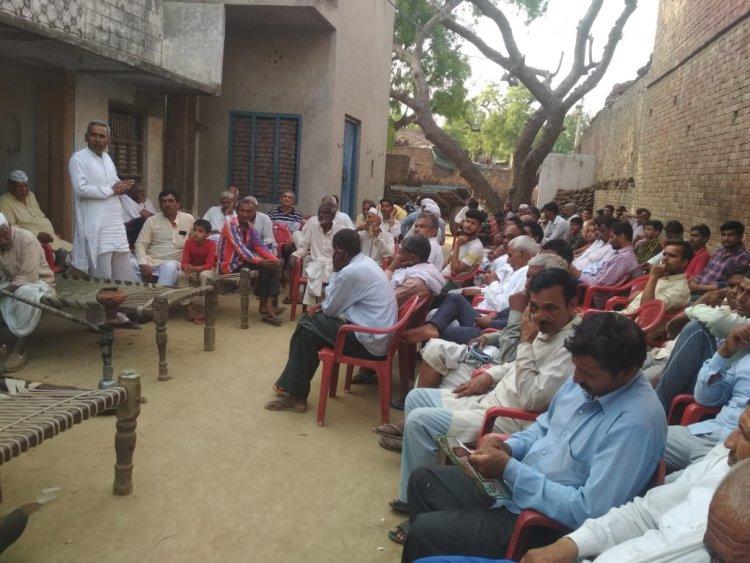Online skill-building of Gram Panchayat and Line Department functionaries in Uttar Pradesh: A suggestive framework