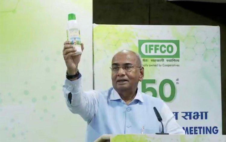 Nano Urea can save nitrogen to the extent of 50 per cent, says Mandaviya