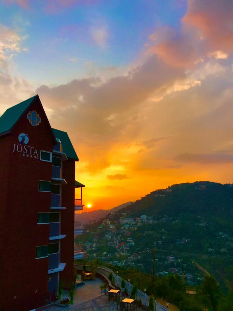 jüSTa Hotels and Resorts announces the opening of Birding Resort at Dharamshala