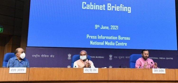 Cabinet approves MSP for Kharif Crops for 2021-22