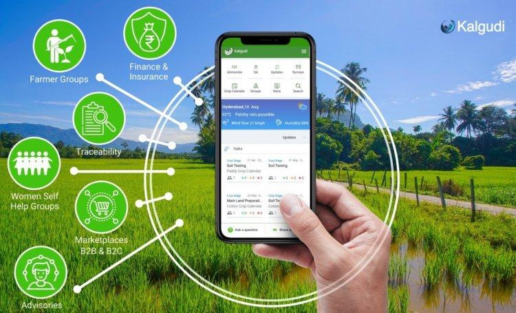 Kuber from Kalgudi to help farmers, stakeholders