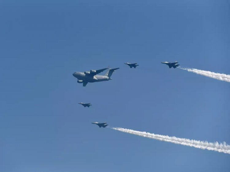 Indian Air Force partners IIT Kanpur for aerospace research