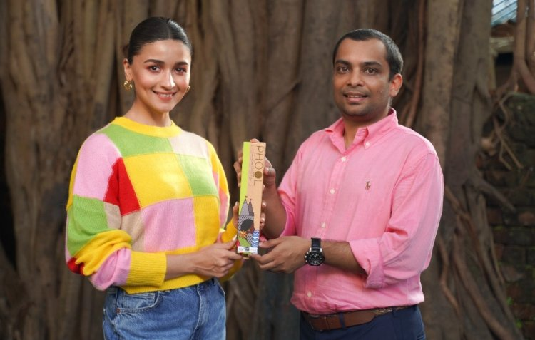 Alia Bhatt invests in IIT Kanpur incubated bio-leather start-up